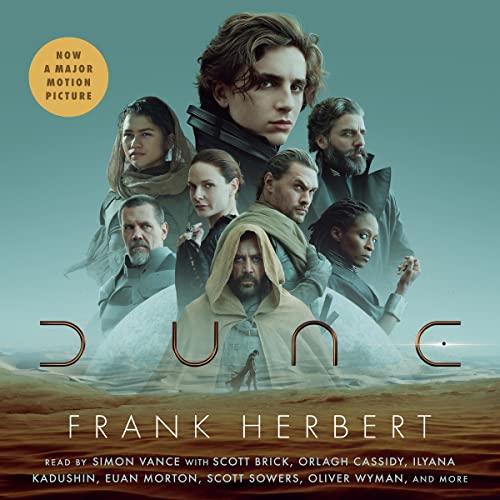 Dune Audiobook By Frank Herbert cover art