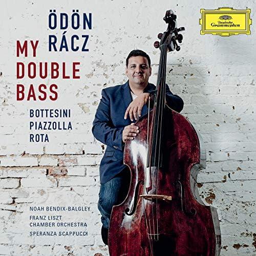 Ödön Rácz, Franz Liszt Chamber Orchestra, Noah Bendix-Balgley & Speranza Scappucci