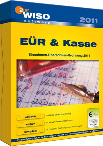 WISO EÜR & Kasse 2011 (Einnahme- Überschuss-Rechnung)