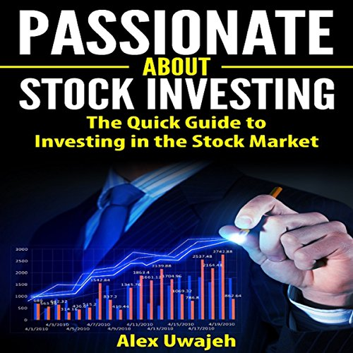 Passionate about Stock Investing audiobook cover art
