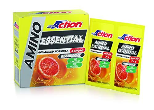 ProAction Amino Essential - confezione da 20 buste da 7,8 g