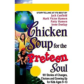 Chicken Soup for the Preteen Soul cover art