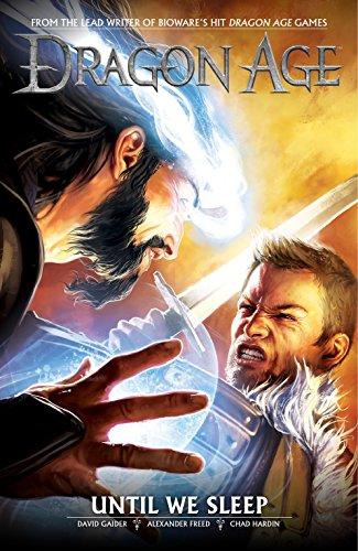Dragon Age Volume 3: Until We Sleep (Dragon Age Graphic Novels) (English Edition)