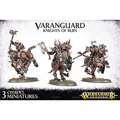 Everchosen Varanguard: Knights of Ruin