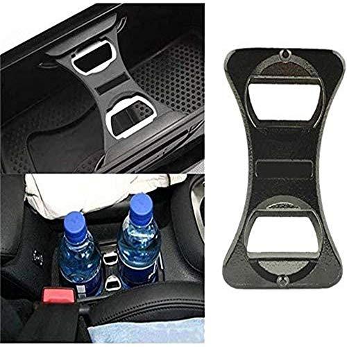Bottle Opener ABS Stainless Steel Cup Holder Divider Lightweight Portable For Volkswagen Golf Jetta Scirocco MK5 MK6 GTi R32