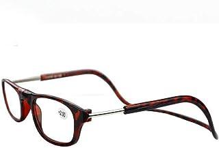 5ab75bbf7d Fernando S.L Gafas de Lectura Gafas Gafas - 1.5 Optica Power Clip magnético  Ajustable Colgante Cuello