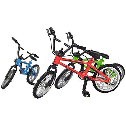 REFURBISHHOUSE Finger Ponte Tech Bici Tastiera Bicicletta Ragazzo del Bambino della Rotella Bambini...