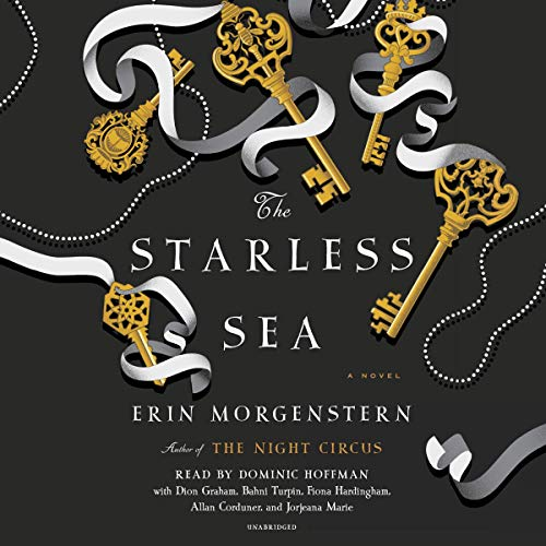 The Starless Sea cover art