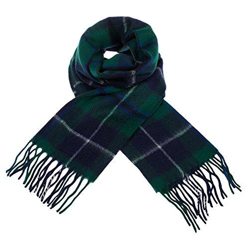 Clans of Scotland Damen Schal DOUGLAS