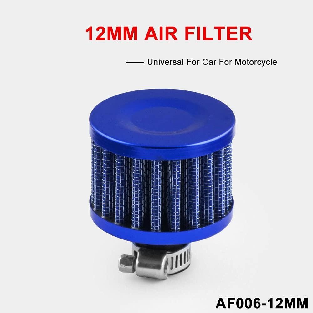 12MM Auto Car Accessories OIL Cold Air Intake Crank Case Turbo V