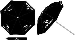 Rip Curl BUTUM1 Beach Umbrella, Black, 1SZ