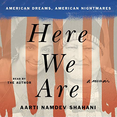 Here We Are audiobook cover art