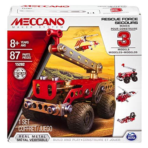 Meccano - Insectos