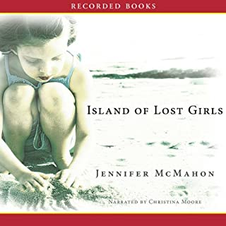 Island of Lost Girls audiobook cover art