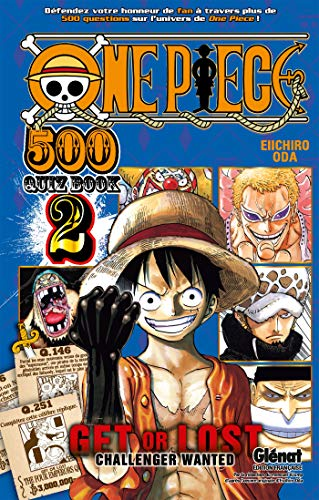 One Piece - Quiz Book - Tome 02