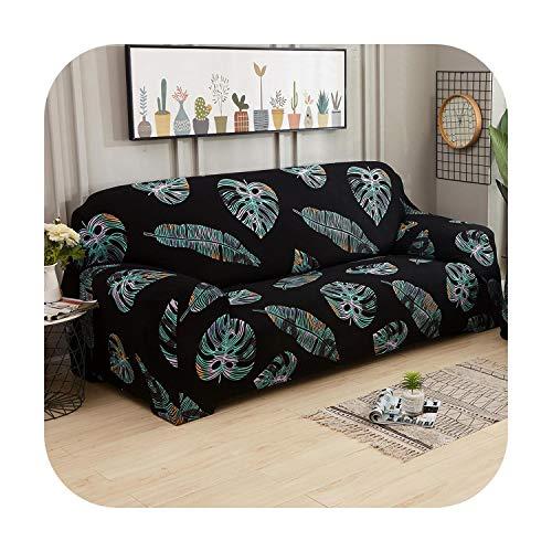 Double-sweet 2020 Moderner elastischer Sofa-Sitzbezug aus Elastan, waschbar, Schonbezug für Möbel, L, 3-seat 190-230cm
