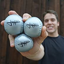 Zeekio Josh Horton Beginner Juggling Ball Set - Perfect for Beginner jugglers of All Ages