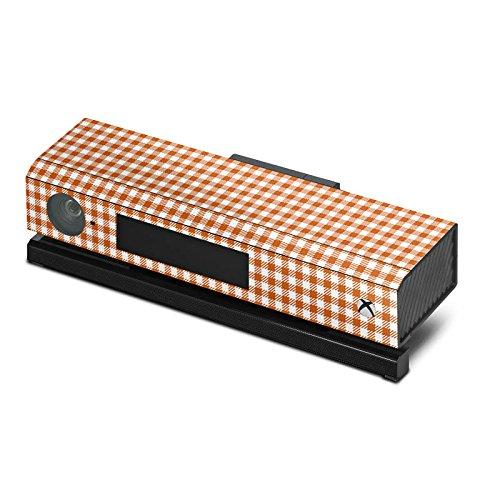 Skin kompatibel mit Microsoft Xbox One Kinect Aufkleber Folie Sticker Karo Picknick Decke