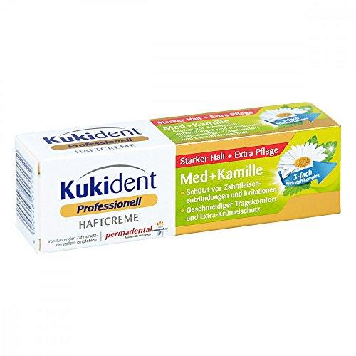 KUKIDENT Haftcreme Med+Kamille 40 g