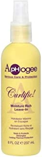 Aphogee Curlific Moisture Rich Leave-In, 8 oz (Pack of 2)