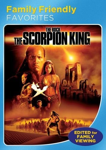 The Scorpion King Friendly Version Family Trust Limited time for free shipping