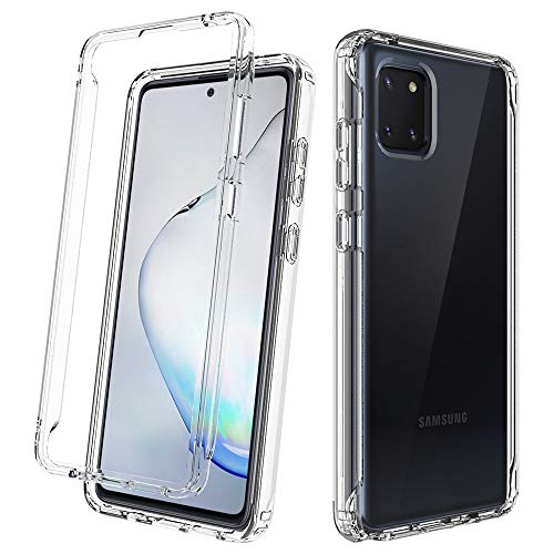 Dahkoiz Galaxy Note 10 Lite Case, Galaxy A81 Case,