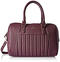 Lavie SIMENON Women's Messenger Bag (Purple),Lavie,HDER696037N3