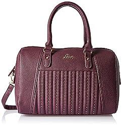 Lavie SIMENON Women's Messenger Bag (Purple),Lavie,HDER696037N3
