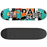WeSkate Skateboards Pro 31 inches Complete Skateboards for Teens Beginners Girls Boys Kids