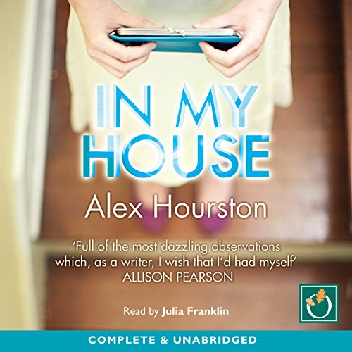 In My House audiobook cover art