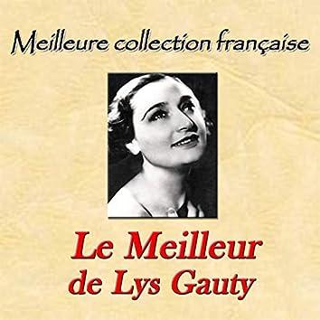 Meilleure collection française: le meilleur de Lys Gauty