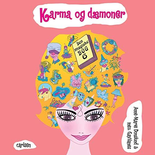 Karma og dæmoner cover art