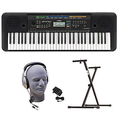 Yamaha PSRE443 61-Key Portable Keyboard