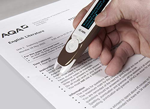 LingoPen | C-Pen | Translate 8 languages | 20 built-in dictionaries | No WIFI required