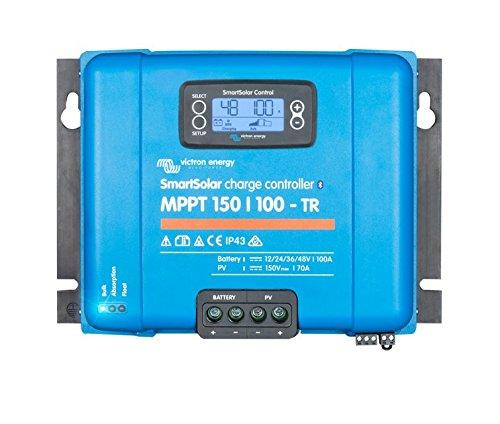 Victron SmartSolar MPPT 150|100-Tr Solar Charge Controller - 150V, 100A