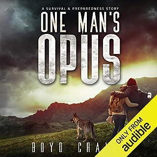 One Man's Opus audiobook cover art