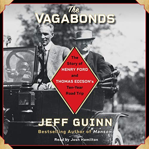 Couverture de The Vagabonds