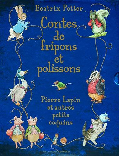 Contes de fripons et polissons - Pierre Lapin et autres petits coquins - De 3 à 7 ans