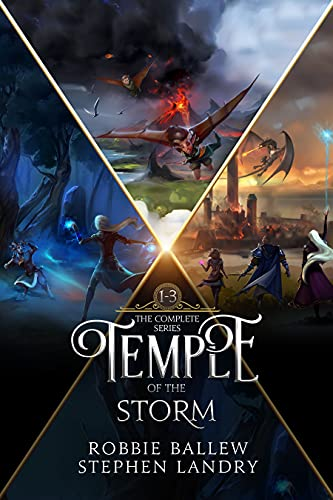 Temple of the Storm