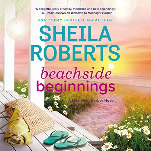Beachside Beginnings audiobook cover art