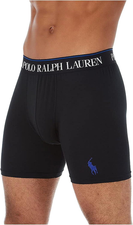 Polo Ralph Lauren Mens Cotton Stretch Pouch Boxer Brief