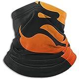 Olive Helin(a) Atunme Neck Gaiter Headwear - Mortal Kom-bat Logo Face Sun Mask Magic Scarf Bandana Balaclava Headband
