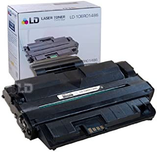 LD Compatible Toner Cartridge Replacement for Xerox 106R1486 (Black)