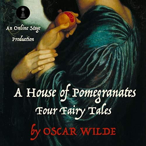 『A House of Pomegranates』のカバーアート