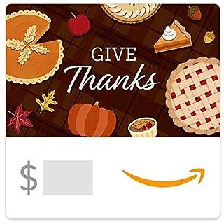 Amazon eGift Card - Thanksgiving Sweets (B08CYTN6Y2)   Amazon price tracker / tracking, Amazon price history charts, Amazon price watches, Amazon price drop alerts