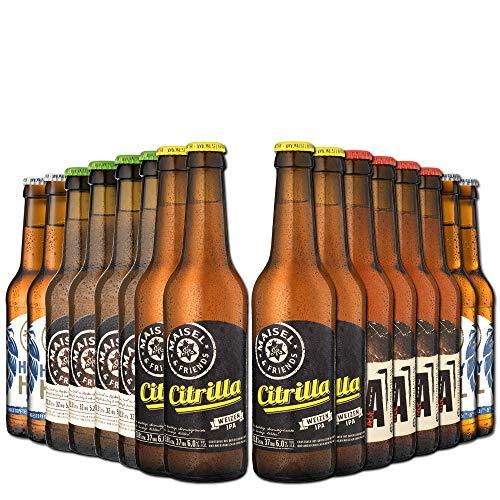 Maisel & Friends Bierpaket - 8 Maisel & Friends in einem Paket