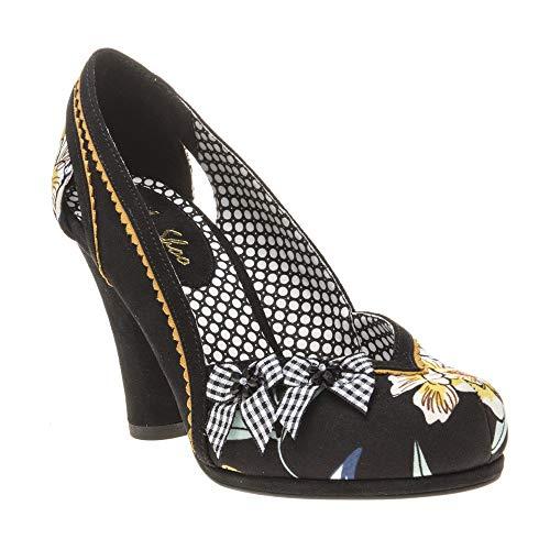 Ruby Shoo Livia Womens Shoes Black