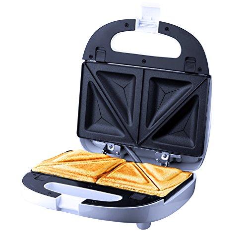 ZZ Series Breakfast Sandwich and Waffle Press