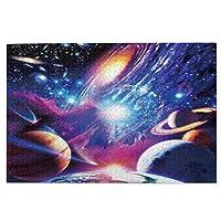 1000 ピース ジグソーパズル,Universe Galaxia Picture Puzzle 大人 子供 の 木製パズル ジグソーパズル 知育減圧親子ゲーム 玩具クリスマス誕生日diyギフト クリスマス プレゼント ジグソーパズル