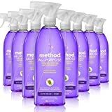 Method All Purpose Cleaner, French Lavender,28 Fl Oz (Pack of 8)